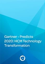 Gartner Predicts 2020: HCM Technology Transformation