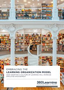 Ebook Embracing the Learning Organization model