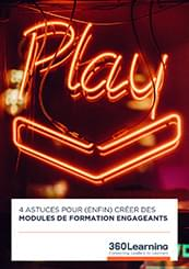 Créez des modules de formation engageants