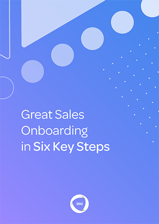 6 Key Steps To Onboard Sales Teams