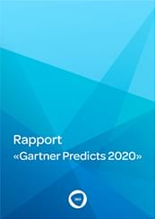 Rapport Gartner Predicts 2020