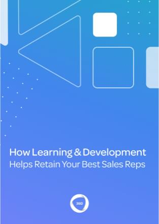 How Learning & Development Helps Retain Your Best Sales Reps